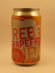 Sam Adams Grapefruit IPA, a canful of tragedy