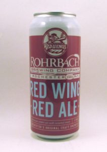 Rohrbach's Red Wing Red Ale