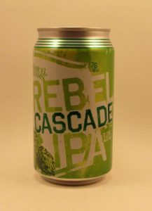 Sam Adams Rebel Cascade IPA