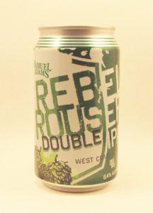 Sam Adams' Rebel Rouser 2X IPA