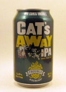 Trouble's Cat's Away IPA