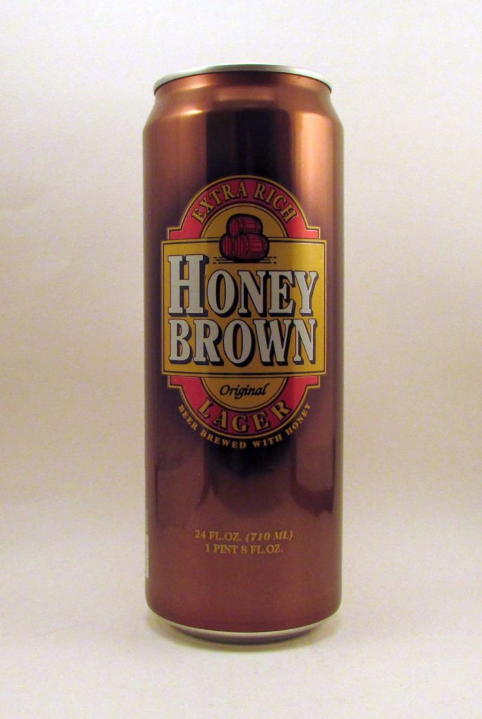 J.W. Dundee Honey Brown lager