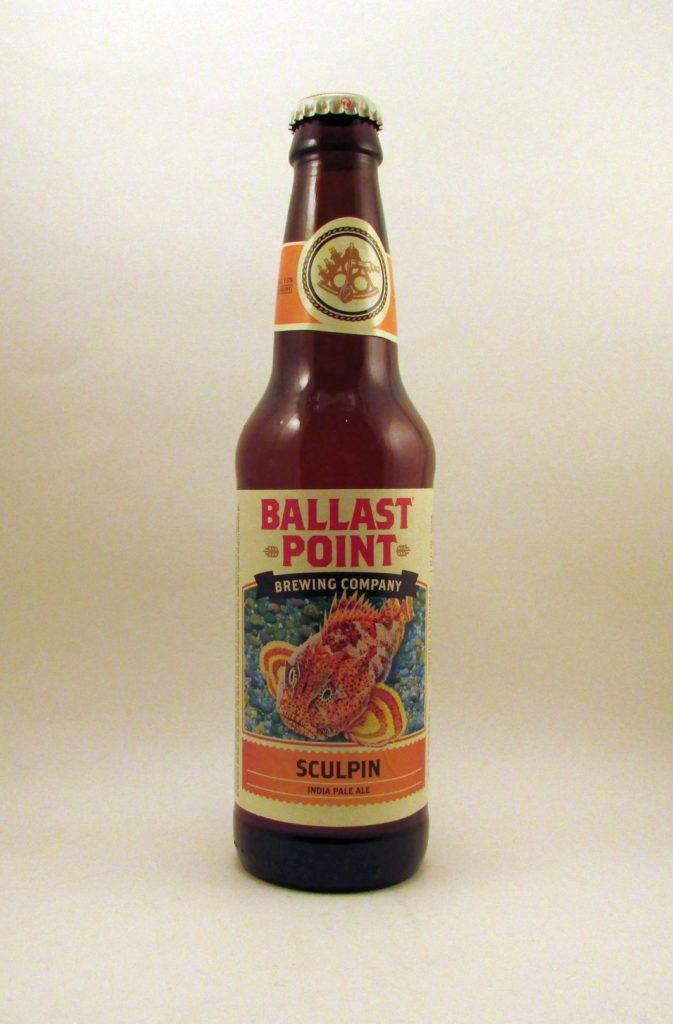 Ballast Point's - Sculpin IPA